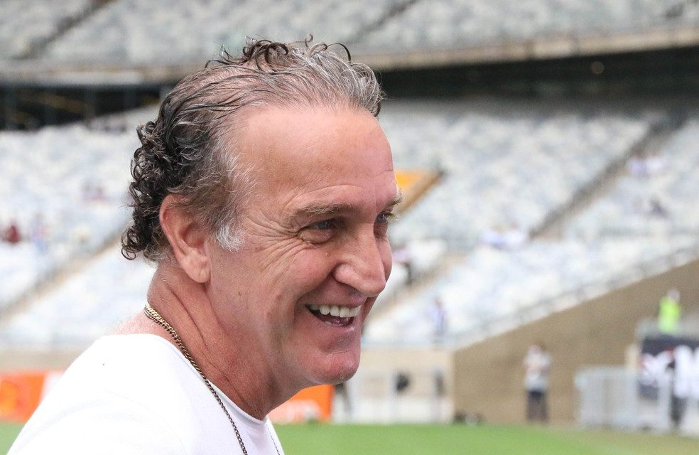 Cuca analisa conta por título do Brasileiro e elogia sinergia com torcida do Atlético-MG