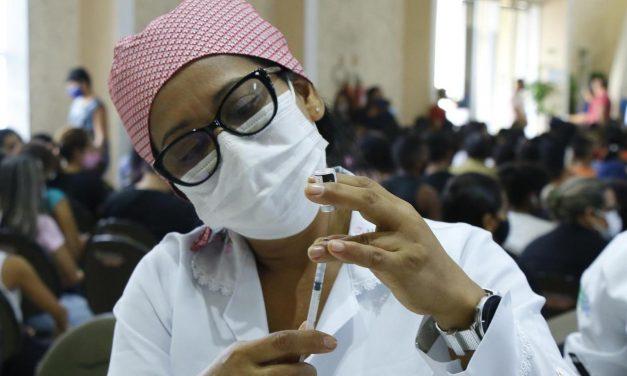 Ananindeua tem vacinação anticovid-19 agendada até dia 16 de outubro