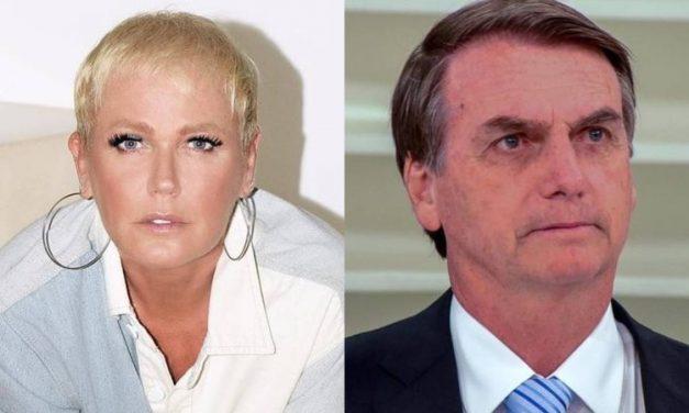 """Xuxa Meneghel detona Jair Bolsonaro ao lamentar 600 mil mortes por Covid-19: """"Especialidade é matar"""""""