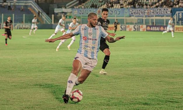 Paysandu tropeça ao empatar com Botafogo na volta da Fiel
