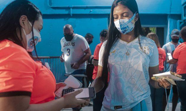 Diretoria da Mulher do Paysandu anuncia distribuição de absorventes e remédios na Curuzu