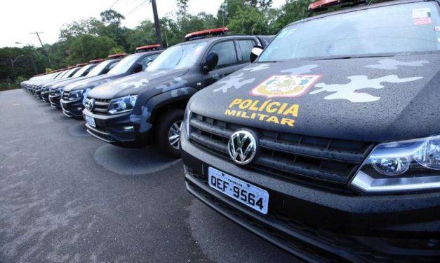 Polícia Militar prende mulher suspeita por tráfico de drogas em Ananindeua