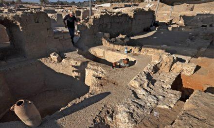 Israel descobre gigantesca fábrica de produção de vinho de 1.500 anos; veja fotos
