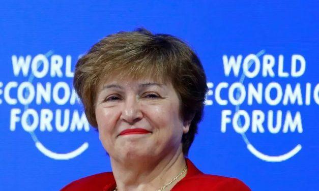 FMI mantém Georgieva como diretora-gerente após denúncia de manipulação de dados