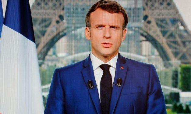 Macron anuncia 30 bilhões de euros para reindustrializar a França