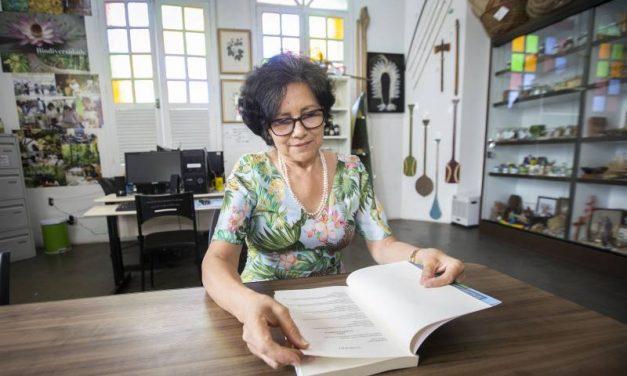Professora da Uepa lança livro sobre saúde, qualidade de vida e Amazônia