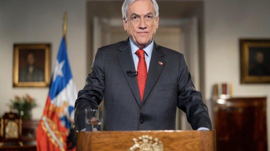 Oposição pede impeachment de presidente do Chile por offshore