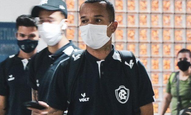 Recuperado de lesão, Anderson Uchôa será opção do Remo contra o Brusque