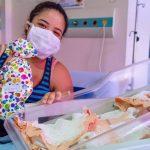 Regional do Marajó dá brinquedos a pacientes pediátricos para celebrar o Dia das Crianças