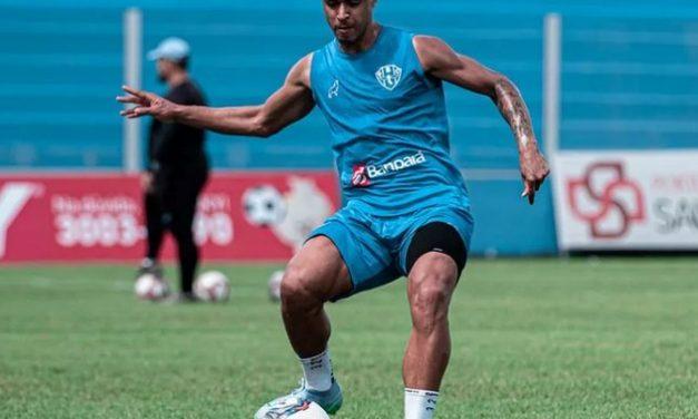 Paysandu enfrenta o Ituano nesse sábado; Robinho está de volta. Veja os relacionados: