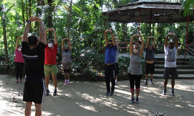 Programa Pós Covid-19 inicia nova etapa, com oferta de atividades físicas