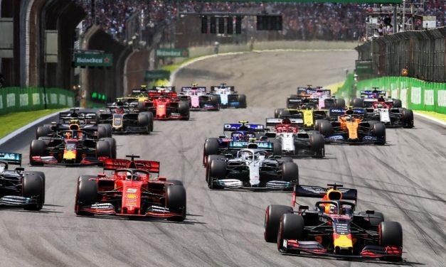 F1 revela calendário da temporada 2022 com recorde de 23 corridas