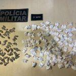 PM prende homem acusado de tráfico de drogas em Ananindeua