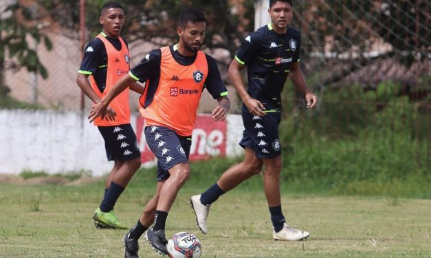 """Copa Verde é a chance para os jogadores """"sumidos"""" do Remo na Série B do Brasileiro"""