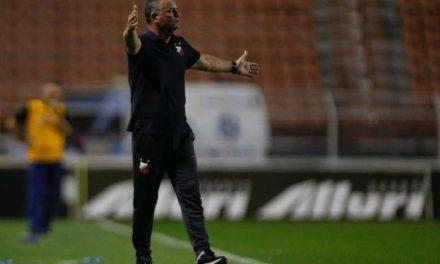 Mazola pede atenção no segundo confronto com o Paysandu: 'Jogo do ano'