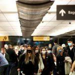 EUA aceitarão entrada de viajantes com mescla de tipos de vacinas