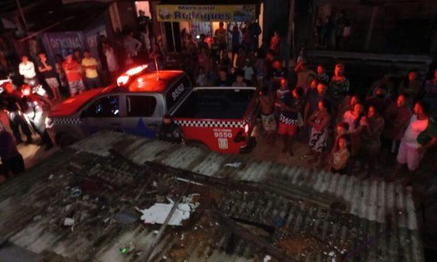 Marajó: homem é executado a tiros no Castanheira