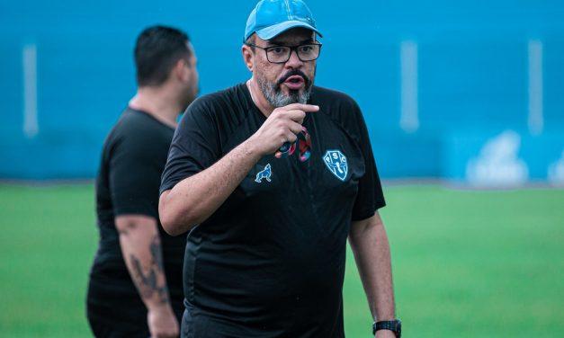 """Wilton Bezerra foca em jogo contra o Ituano e diz: """"Ninguém aqui se entregou"""""""