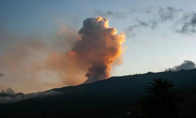 Não vai acabar? Vulcão de La Palma chega a um mês de erupção sem indícios do fim