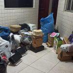 Bando que roubou caminhão dos Correios é preso na região de Castanhal