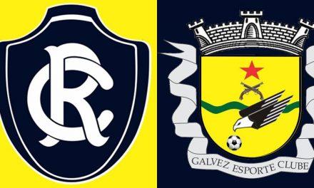 Com chuva de gols, Remo massacra o Galvez pela Copa Verde