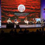 Palestrantes discutem futuro da floresta no Fórum Mundial de Bioeconomia, em Belém
