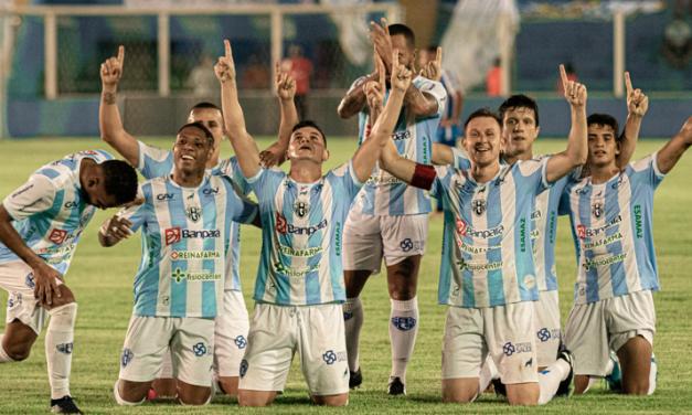Paysandu atropela, mata Leão e avança na Copa Verde