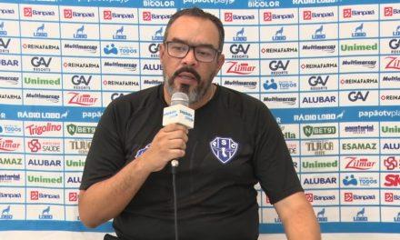Wilton Bezerra elogia postura dos jogadores do Paysandu em goleada sobre o Penarol-AM