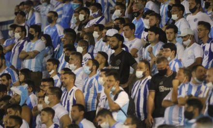 Paysandu suspende setorização na Curuzu e divulga valores de ingressos para jogo de sábado