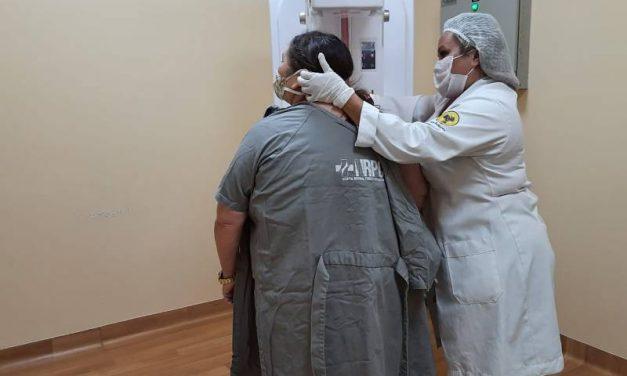 Hospital Regional, em Capanema, enfrenta o câncer de mama oferecendo 250 mamografias
