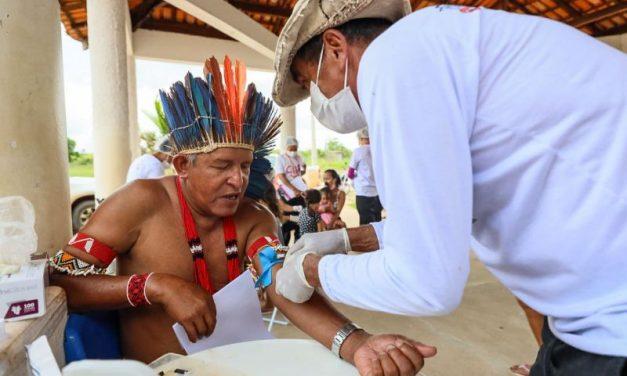 Expedição 'Saúde por todo o Pará em territórios indígenas' realiza mais de 500 atendimentos médicos