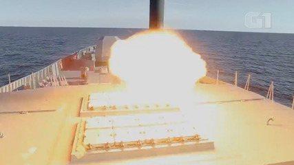 Teste com míssil hipersônico dos EUA falha