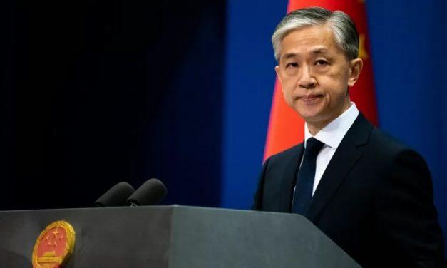 China pede prudência aos EUA sobre Taiwan e rejeita compromisso sobre soberania