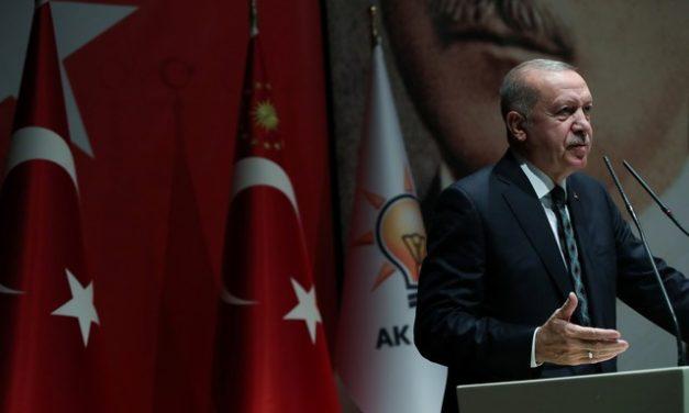 Presidente turco exige que 10 embaixadores sejam declarados 'personas non gratas'