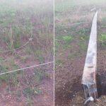 Duas mulheres morrem eletrocutadas após queda de poste de energia durante chuva, em Águas Lindas de Goiás