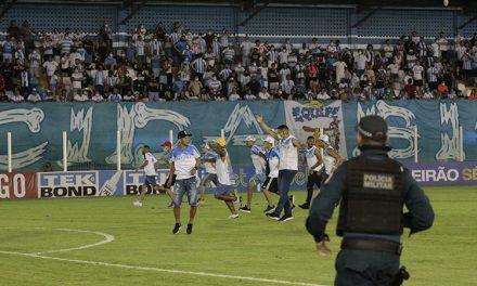 Confusão pode render multa e perdas para o Paysandu