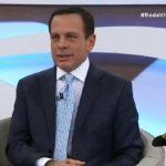 Doria diz que se for eleito irá privatizar o Banco do Brasil e a Petrobras