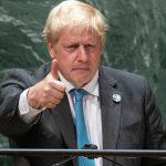 Boris Johnson 'muito preocupado' com a COP26