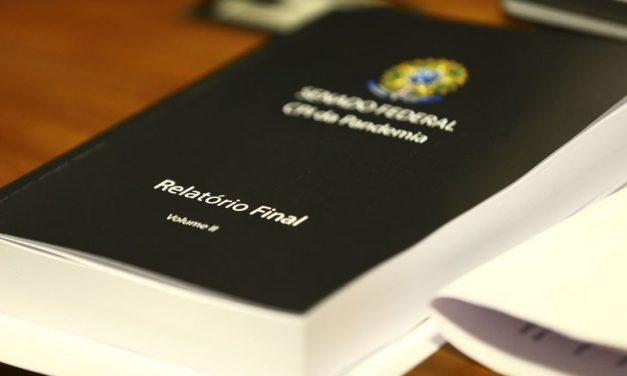 Após seis meses, CPI da Covid vota relatório final nesta terça